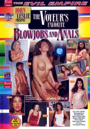 The Voyeur's Favorite Blowjobs & Anals 1