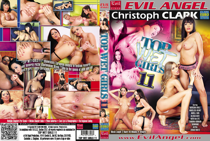 Top Wet Girls 11 (2011)