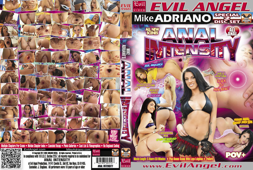 Anal Intensity (2011) [Split Scenes Full HD]