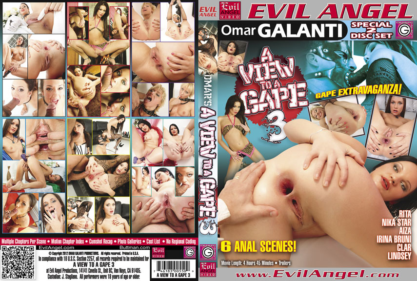 A View To A Gape 3 (2012)