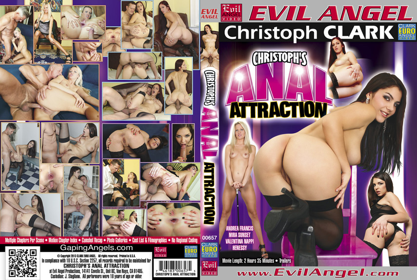 Christoph's Anal Attraction (2013)