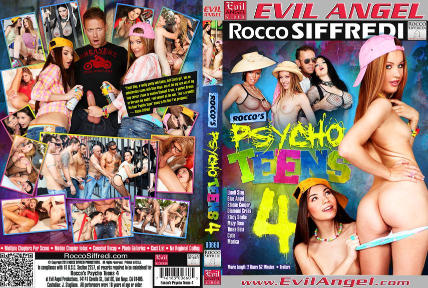 Rocco's Psycho Teens 4 (2013)