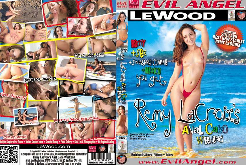 Remy LaCroix's Anal Cabo Weekend (2013)