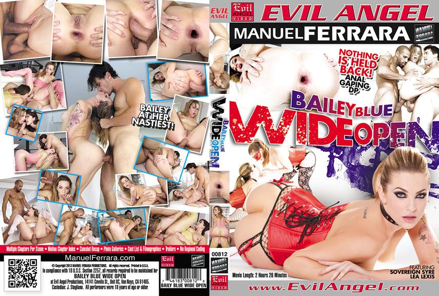 Bailey Blue Wide Open (2013)
