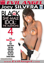 Black She-Male Idol: The Auditions 4