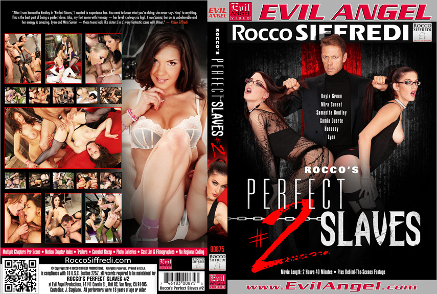 Rocco's Perfect Slaves #2 (2014)