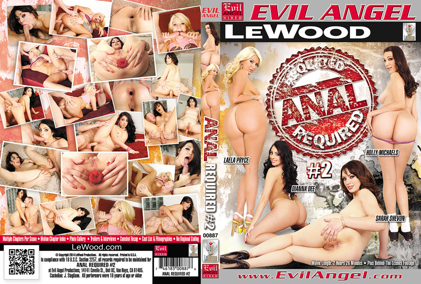 Anal Required #2 (2014)