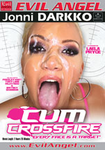Download Jonni Darkko's Cum Crossfire