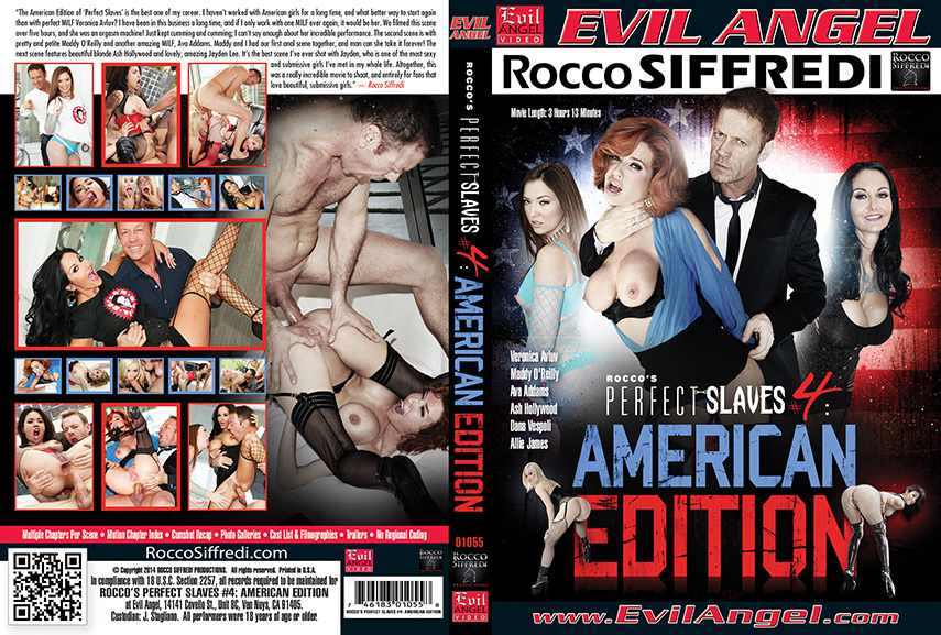 Rocco's Perfect Slaves #4: American Edition (2014)