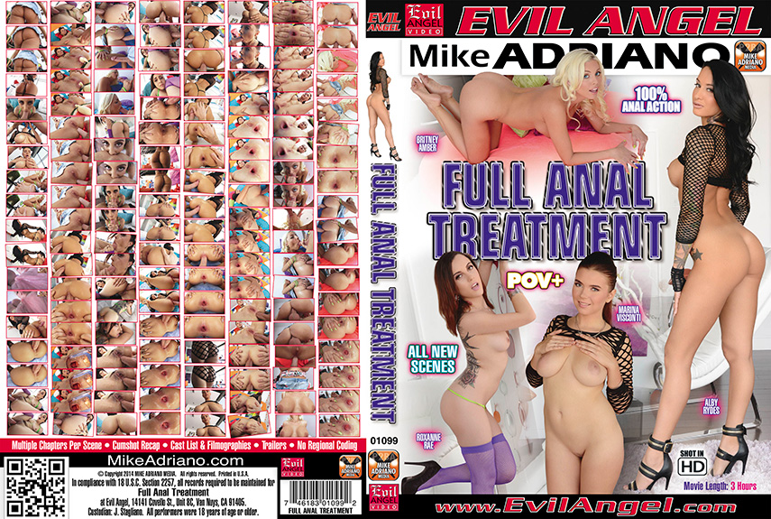 Full Anal Treatment (2014)