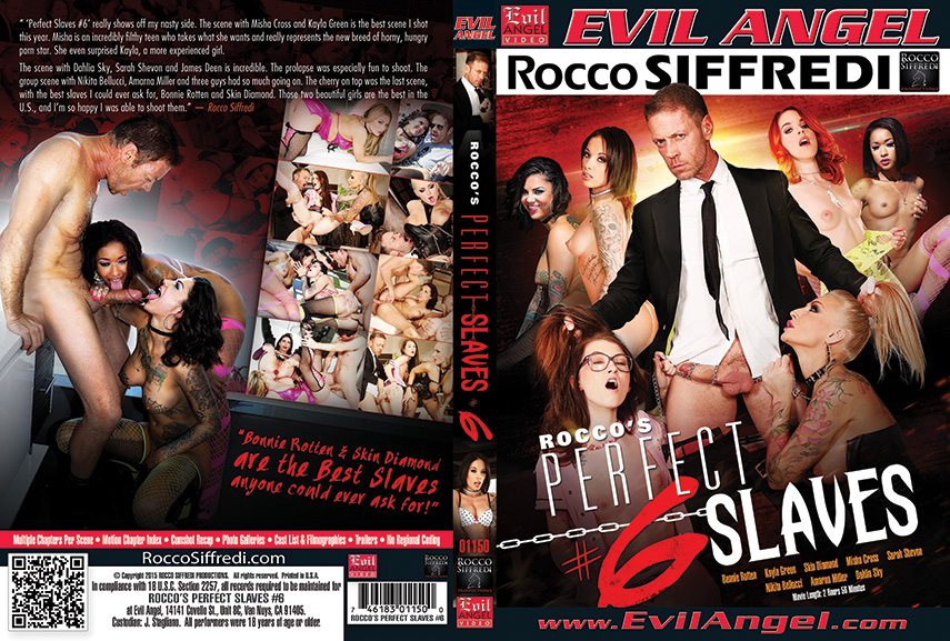 Rocco's Perfect Slaves 6 (2015)