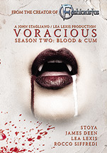 Download John Stagliano's Voracious Season Two: Blood & Cum Boxed Set