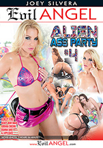 Download Joey Silvera's Alien Ass Party 4