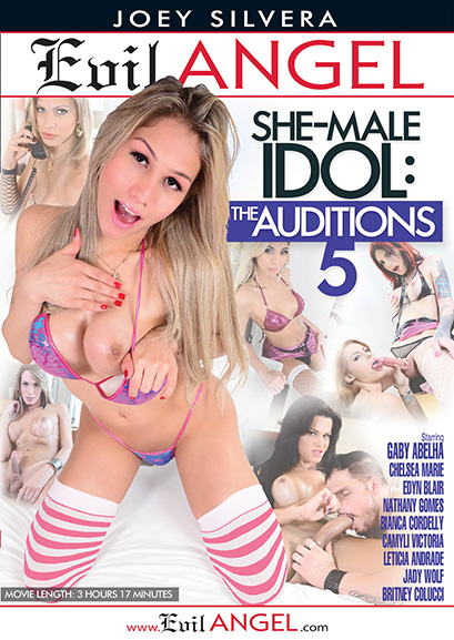 Download Joey Silvera's She-Male Idol: The Auditions 5