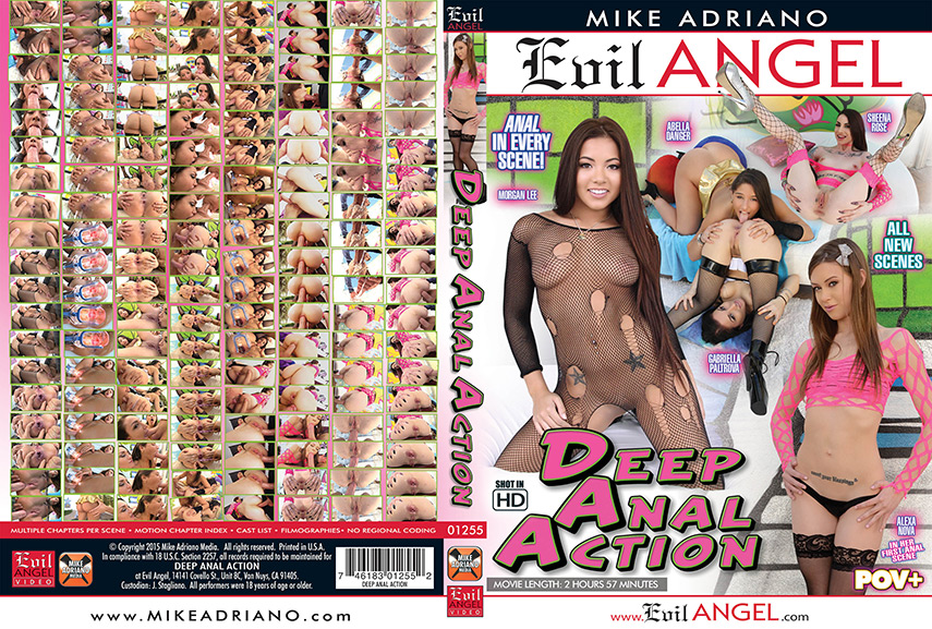 Deep Anal Action (2015)