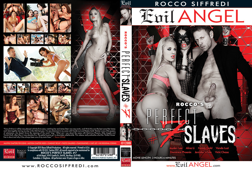 Rocco's Perfect Slaves 7 (2015)