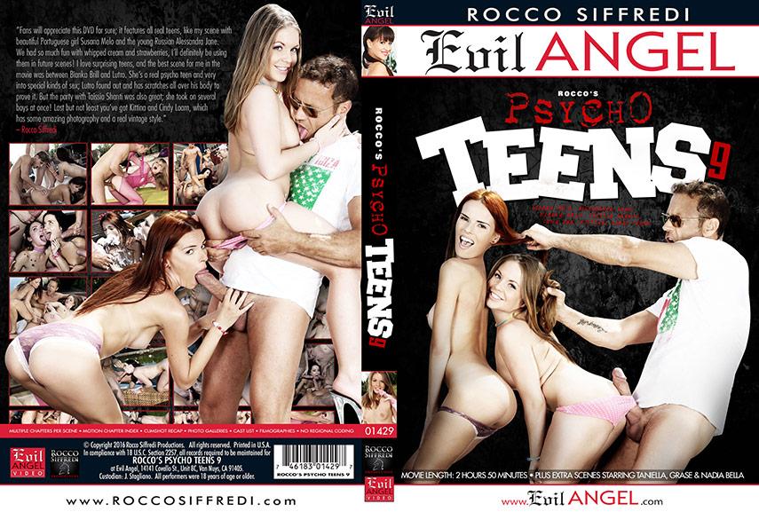 Rocco's Psycho Teens 9 (2016)