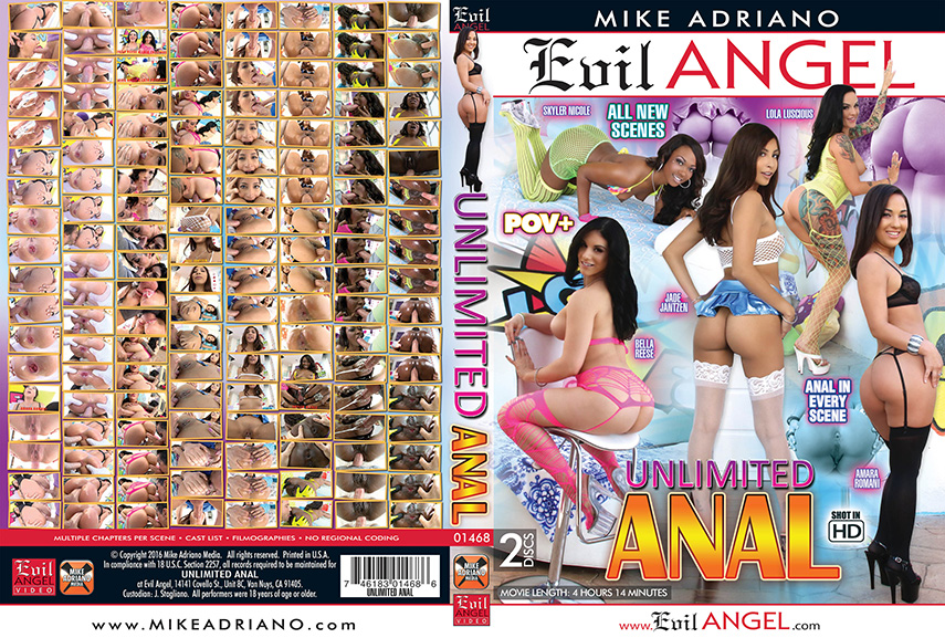 Unlimited Anal (2016)