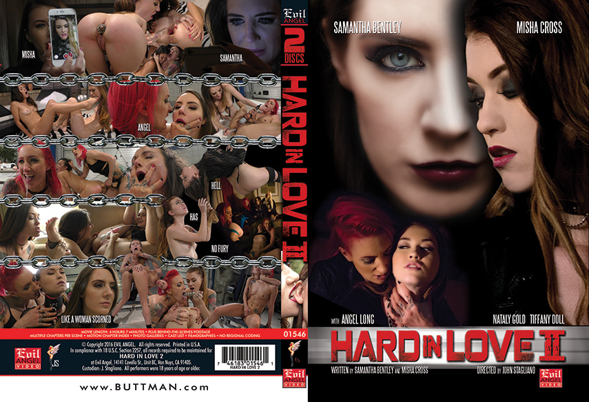 Hard In Love  (2016)
