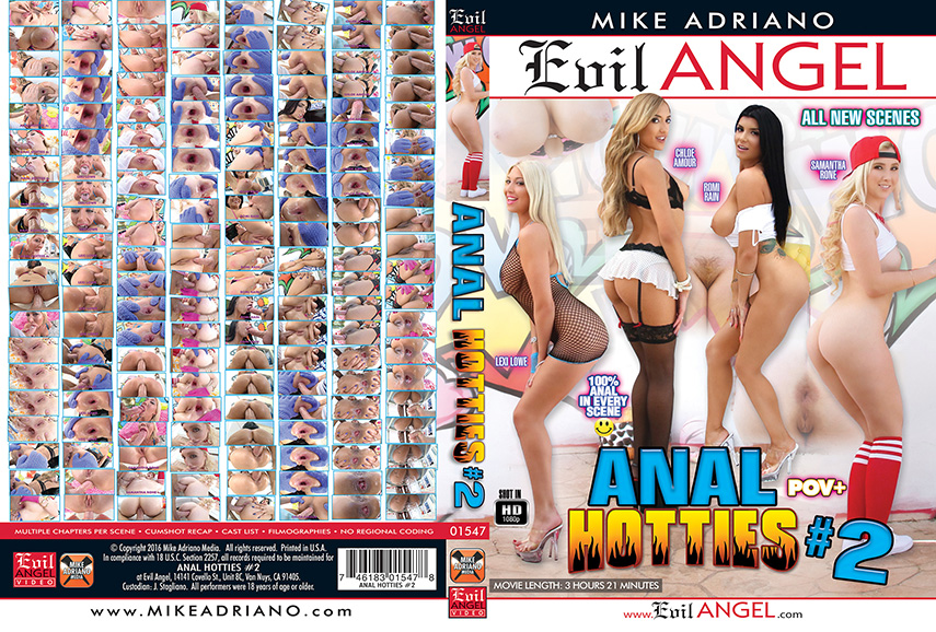 Anal Hotties #2 (2016)
