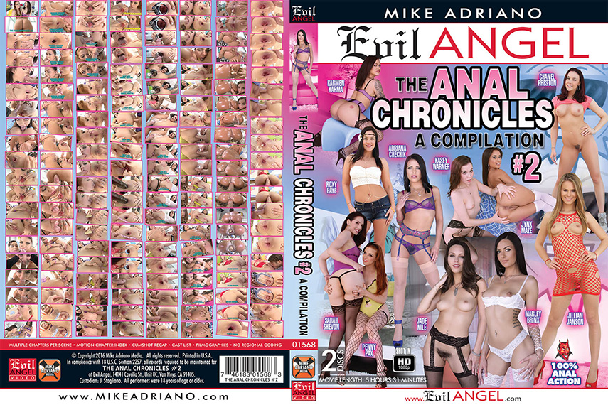 The Anal Chronicles #2 (2016)