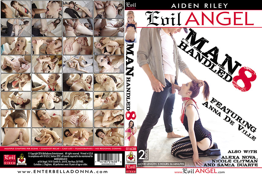 Manhandled 8 (2016)
