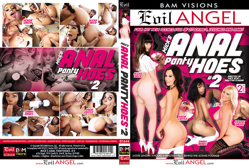 Mick's ANAL PantyHOES #2 (2016)