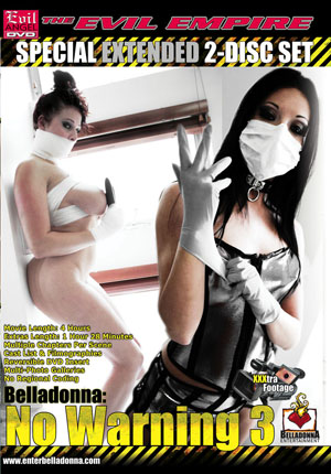 Download Belladonna's No Warning 3