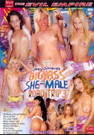Download Joey Silvera's Big Ass She-Male Road Trip 3