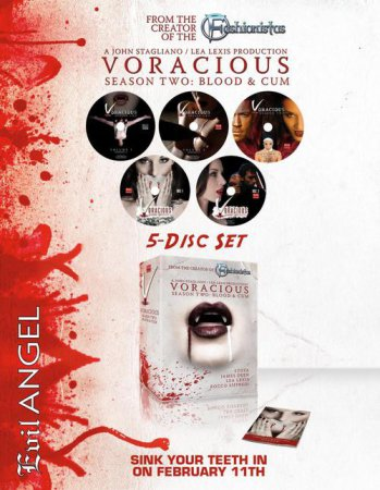 'Voracious Season Two' Too Hot For Cable!