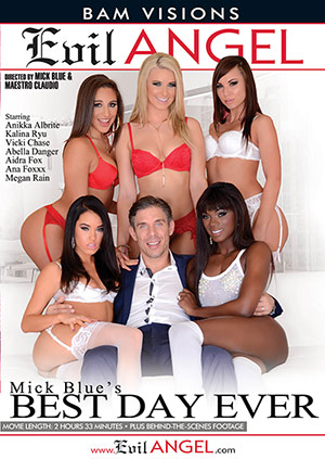 Download Mick Blue & Maestro Claudio's Mick Blue's Best Day Ever