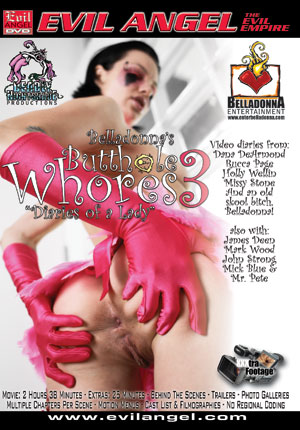Download Belladonna's Belladonna's Butthole Whores 3