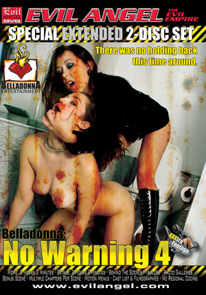 Download Belladonna's No Warning 4