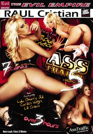 Download Raul Cristian's Ass Traffic 5