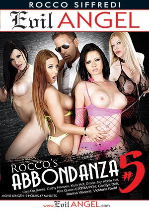 Download Rocco Siffredi's Rocco's Abbondanza #5