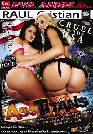 Download Raul Cristian's Ass Titans