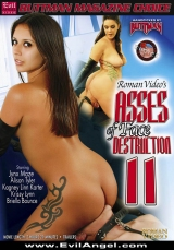 Download Roman Video's Asses of Face Destruction 11
