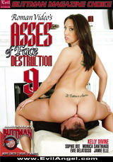 Download Roman Video's Asses of Face Destruction 9