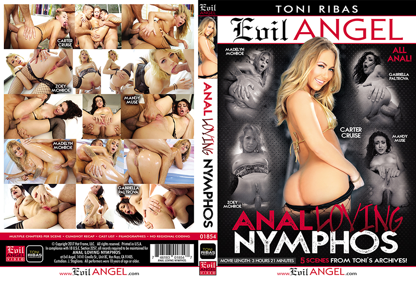 Download Anal Loving Nymphos (2017)