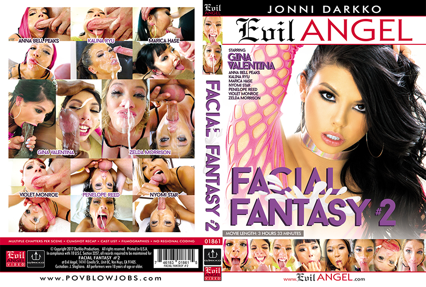 Download Facial Fantasy 2 (2017)