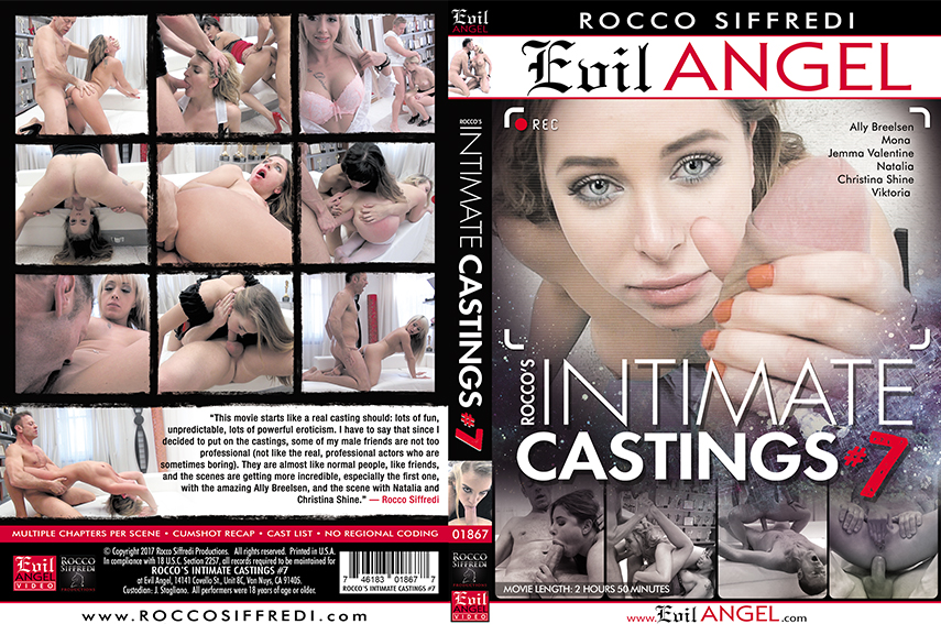 Download Rocco's Intimate Castings 7 (2017)