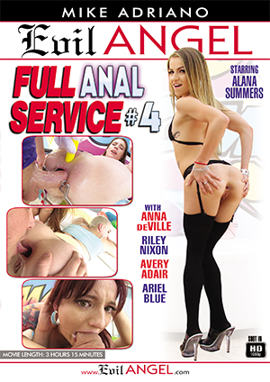 Full Anal Service #4