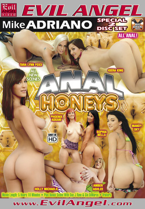 Download Mike Adriano's Anal Honeys