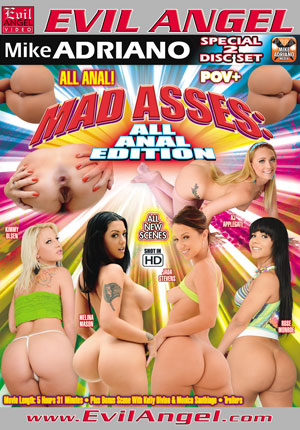 Download Mike Adriano's Mad Asses: All Anal Edition