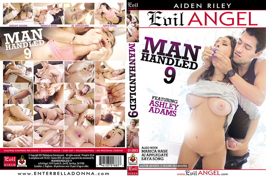 Manhandled 9 (2017)