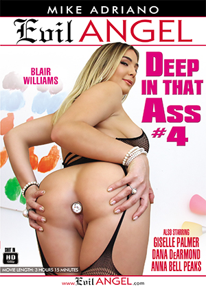 Download Mike Adriano's Deep In That Ass #4