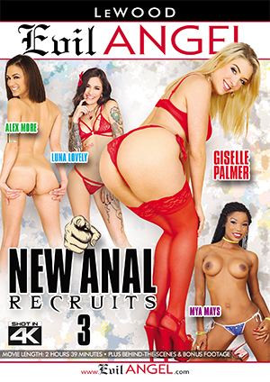 Download Le Wood's New Anal Recruits 3