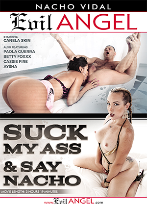 Download Nacho Vidal's Suck My Ass & Say Nacho