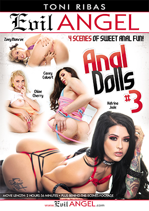 Download Coming Soon's Anal Dolls #3