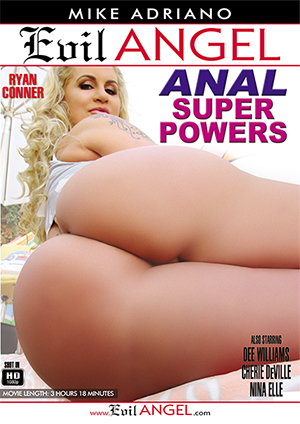 Download Mike Adriano's Anal Super Powers